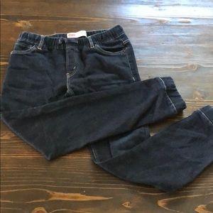 Levi's Denim Jogger Pants